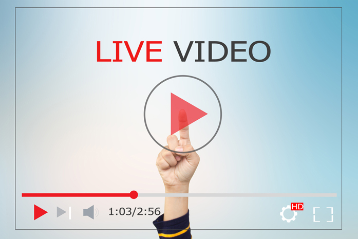 live video